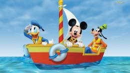 Mickey Mouse Desktop Background 1202