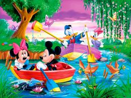 Free Mickey Mouse desktop wallpaper 1628