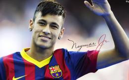 You can download Neymar Barcelona 2015 Wallpaper in your computer by 1539