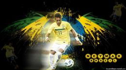 Neymar Wallpaper Background For Desktop 1881