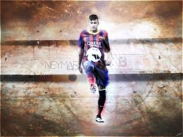 Wallpaper Neymar by JXamo 1304