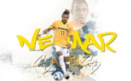 "Neymar HD Wallpapers 2015 – Right Click ""Save Target As"" 789"