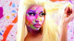 nicki minaj painted face nicki minaj hot image nicki nicki 1935