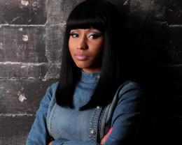 nicki minaj serious beautiful wallpaper Elena Sheppard 1904