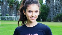 Nina Dobrev, T Shirt full hd wallpaper 1863