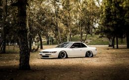 Nissan Silvia S13 HD wallpaper 1856