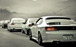 nissan silvia s14 wallpaper background 156