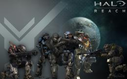 Halo Reach Noble Art License HD wallpapers 1933