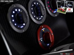 Noble M600 Interior Wallpapers 1833