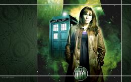 tardis doctor who catherine tate donna noble HD Wallpaper of General 1697