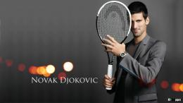 Novak Djokovic Wallpaper HD For iPhone & iPad 1217