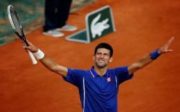 of novak djokovic in frech open final match download novak djokovic 1057