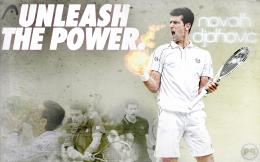 Novak Djokovic Australian Open 2013 wallpaper 1002