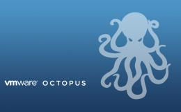 Octopus wallpaperOf the VMware wallpaper I have this one is my 1251