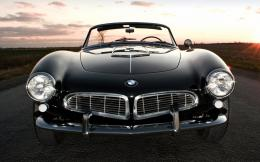 BMW Classic Car Widescreen HD Wallpaper 1283