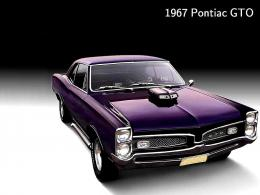 Classic muscle cars wallpaper 689