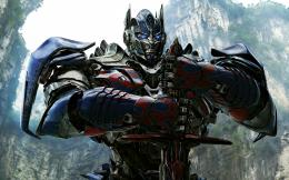 Optimus Prime in Transformers 4 1933