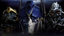optimus prime transformers megatron bumblebee 1920x1080 wallpaper Art 1735