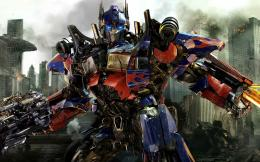 File Name : Optimus Prime in New Transformers Wallpapers 758