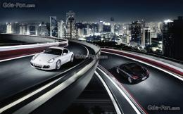 wallpapers, porsche, wallpaper, gdefon, cayman, original, porshe 469
