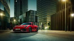 Home Porsche Porsche Cayman GTS Wallpaper HD 1080p 1234