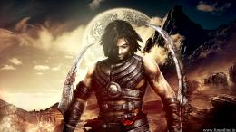 Prince of Persia\'s look in Warrior Within Game 1968