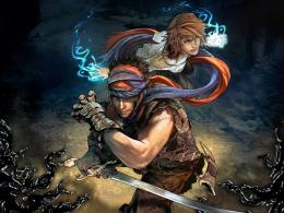 Prince of Persia Game Art Wallpapers 1024*768 NO 2 Wallpaper 769