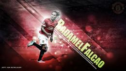 Radamel Falcao Man United by jeffery10 1450