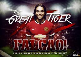 Radamel Falcao Manchester United Wallpaper 2015 1851
