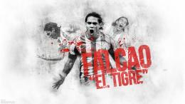 Radamel Falcao Monaco wallpaper 621