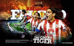 Radamel Falcao HD Wallpapers 2012 2013 Athletico Madrid Porto Colombia 260