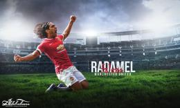wallpaper radamel falcao 2015 by Designer Abdalrahman 1026