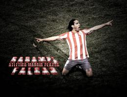 Radamel Falcao Wallpaper is available for download in following sizes: 1620
