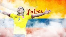 Radamel Falcao Colombian Football Player Wallpaper HD 1405