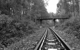Full View and Download Railroad Tracks Wallpaper 2 with resolution of 539