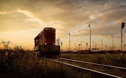 train station background animated photo railroad size 1680x1050 type 1663