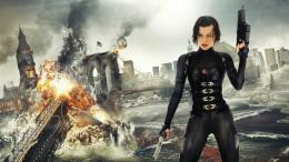44 Wallpapers Resident Evil: Retribution de Pelicula Full HDFondos 768