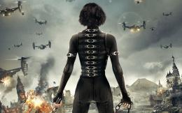Resident Evil: Retribution 2012 HD Wallpapers 436