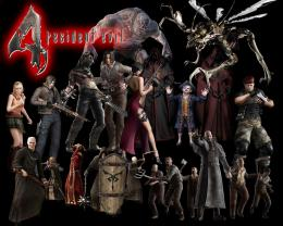 Resident Evil game hd wallpapers 828