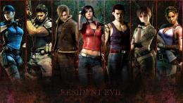 Resident evil wallpaper by volpavol 1121