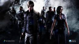 Resident Evil 62013Game HD Wallpapers 523