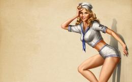 Hottest Pinup Girls High Resolution Wallpapers 138