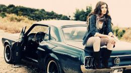 Vintage Hot Girl Background HD Wallpapers 982