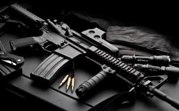 WeaponsAssault Rifle M4 Savage Shotgun Gun Wallpaper 1307