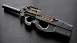 FN P90 Sub Machine Gun HD Wallpaper 964