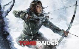 rise of the tomb raider wallpaper lara croft xbox 360 xbox one ps4 1765