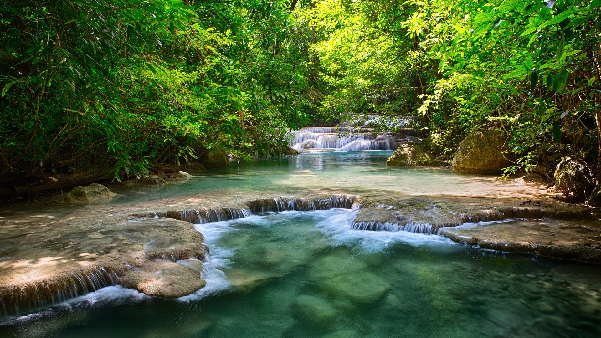 river with small rapids hd desktop wallpaper download this wallpaper 643