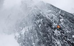 climbing beautiful picture ice climbing desktop wallpaper ice climbing 1154