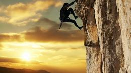 Rock Climbing HD Wallpaper 491
