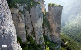 Wallpapers: rock climbing, big wall, ice climbing and canyoning 1632